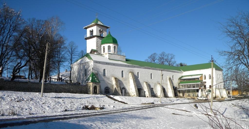 Свято-Михайловский монастырь - Туроператор Южная Столица