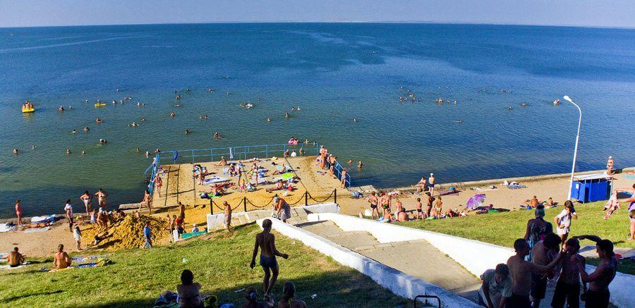Тамань Азов/Золотой пляж 55