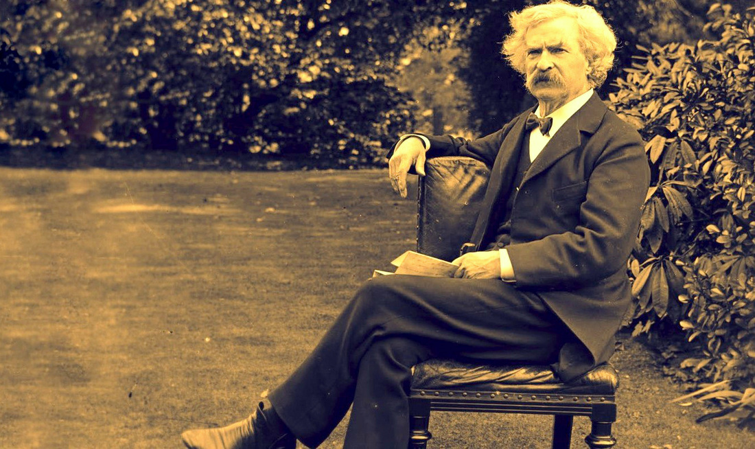 the importance of mark twain for the american experience a biography of samuel langhorne clemens Context mark twain was born samuel langhorne clemens in florida, missouri, in 1835, and grew up in nearby hannibal, a small mississippi river town.