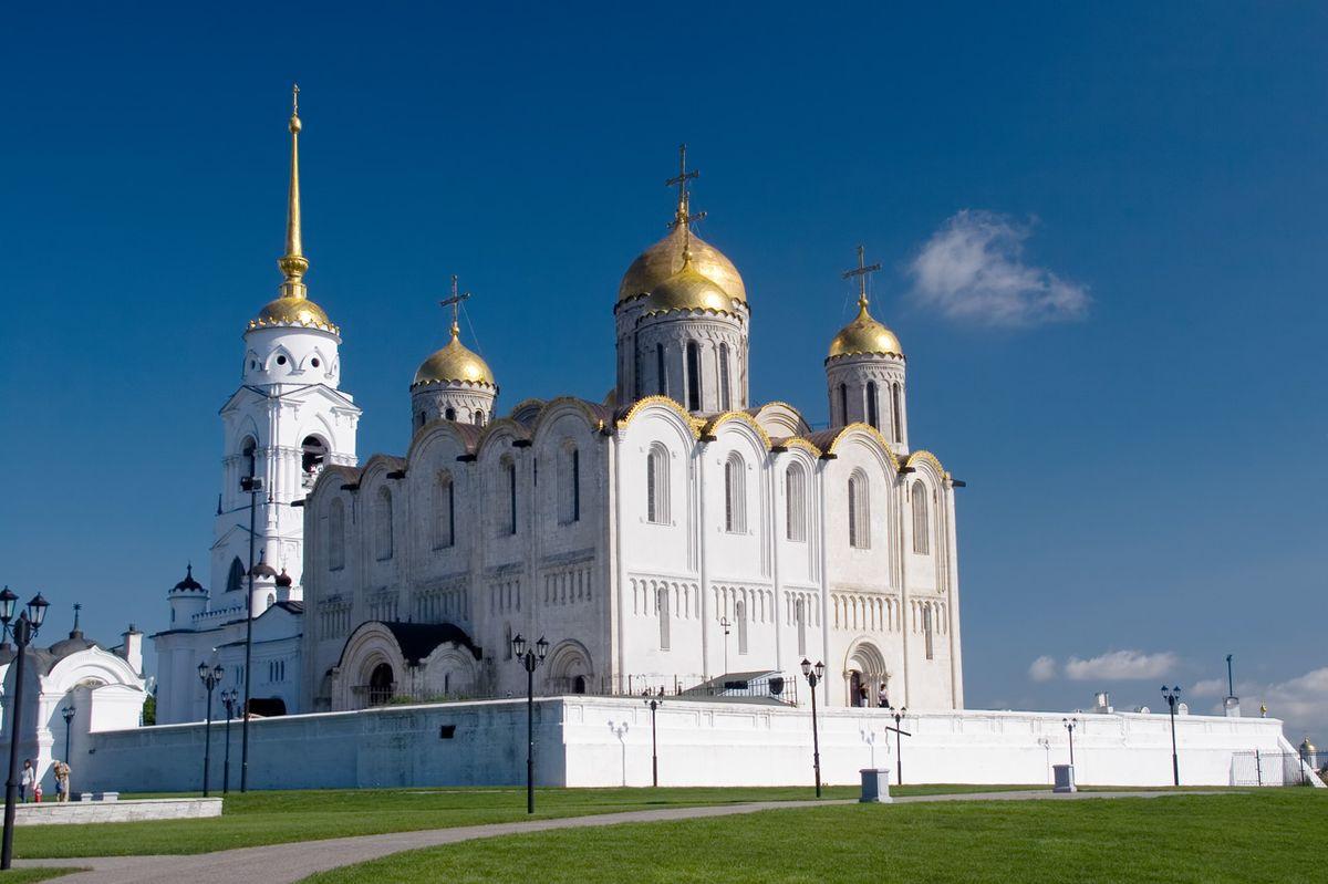 владимира успенский собор фото