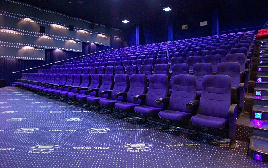 Кинотеатр панорама тверь сеансы